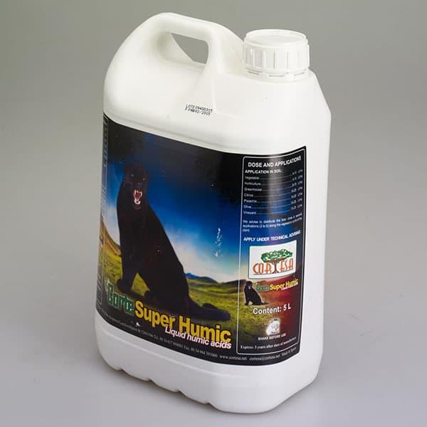 کود اسید هیومیک مایع کورت سوپرهیومیک